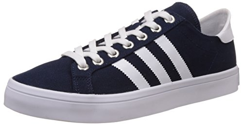 adidas Court Vantage, Zapatillas Para Hombre, Azul (Blau), 41 1/3 EU