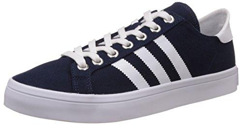 adidas Court Vantage, Zapatillas Para Hombre, Azul (Blau), 36 2/3