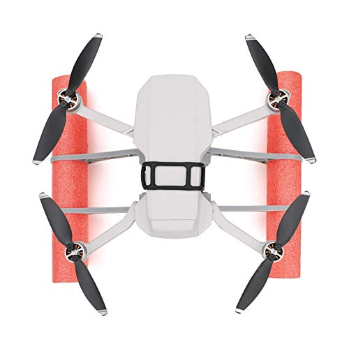 Mnouom Accesorios para drones Varilla de flotabilidad de agua Uav Surface Flying Accesorios flotantes, Accesorios para drones para Dji Mavic Mini 2