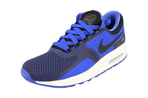 Nike SportswearAIR MAX Essential - Zapatillas - Black/Paramount Blue/Binary bluewhite