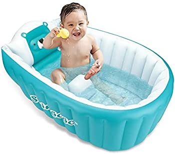 Free Swimming Baby Inflatable Baby Bath Tub Portable Swimming Pool