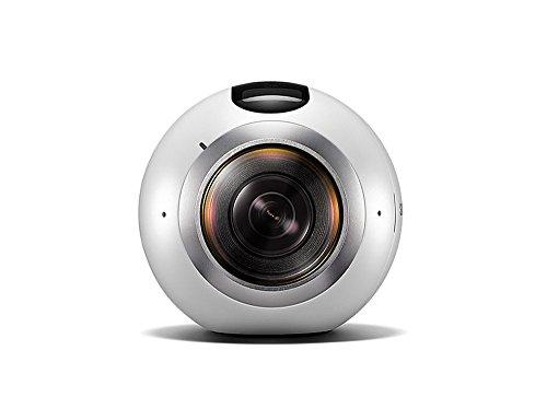 Samsung SM-C200NZ Gear 360 VR-Kamera weiß