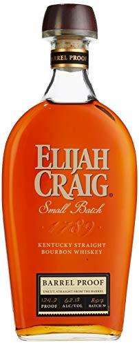 Elijah Craig Barrel Proof Whisky (1 x 0.7 l)