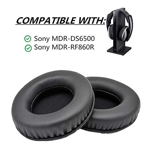 1Paar Ersatz Ohrpolster Ohrpolster für Sony mdr-ds6500mdr-rf860r Kopfhörer