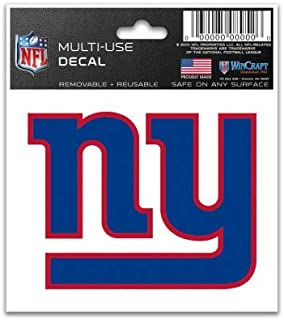 WinCraft New York Giants Multi-Use Decal