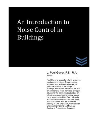 [(An Introduction to Noise Control in Buildings)] [By (author) J Paul Guyer] published on (June, 2013)