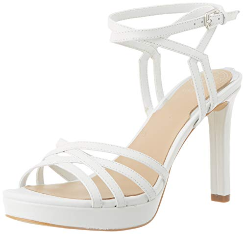 Guess Dames Beachie/Sandalo Leath Sandalen met hak
