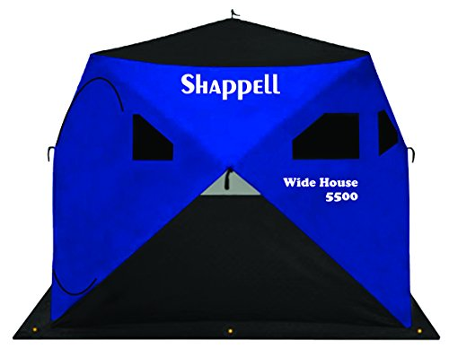 Shappell WH5500 Wide House 5500 Ice Shelter