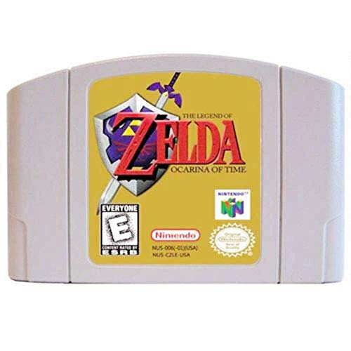 New The Legend of Zelda Ocarina of Time Video Game Cartridge US Version For Nintendo 64 N64 Game Console