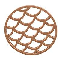 PINKING 耐熱 断熱 幾何学的 コースター 中空デザイン 水滴が付きずらい 滑り止め おしゃれ 贈り物 キッチンアクセサリー プレースマット