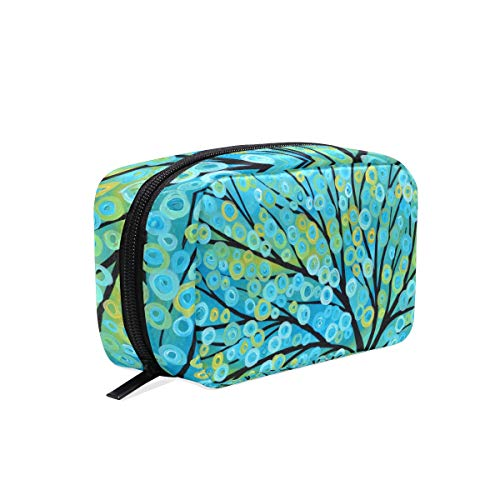 Trousse de maquillage Life Tree Cosmetic Pouch Clutch
