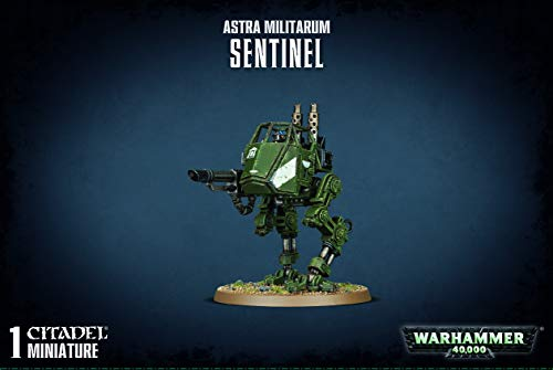 Games Workshop Warhammer 40,000 Citadel Astra Militarum Sentinel