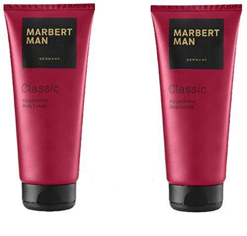 MARBERT Man Classic Körperlotion 2 x 200 ml