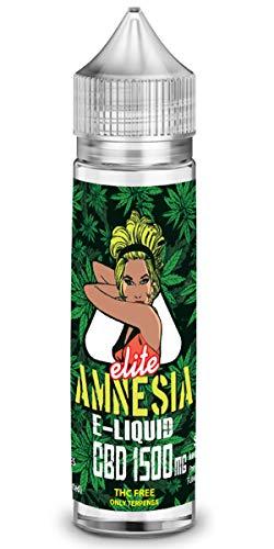 Amnesia 1500 Elite 50ml mit 1500mg CBD...