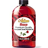 Artizen Rose Essential Oil (100% Pure & Natural - UNDILUTED) Therapeutic Grade - Huge 1oz Bottle -...