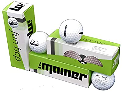 Emainer Golfball softe Golfbälle