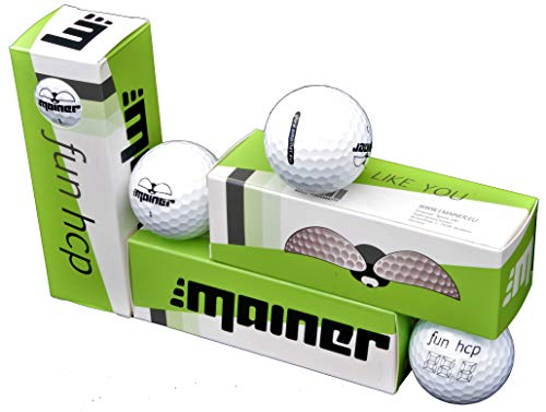 Emainer Golfball Bild