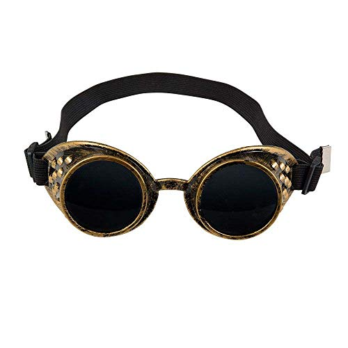 Boland 54503 Steampunk - Gafas de esquí (Talla única)