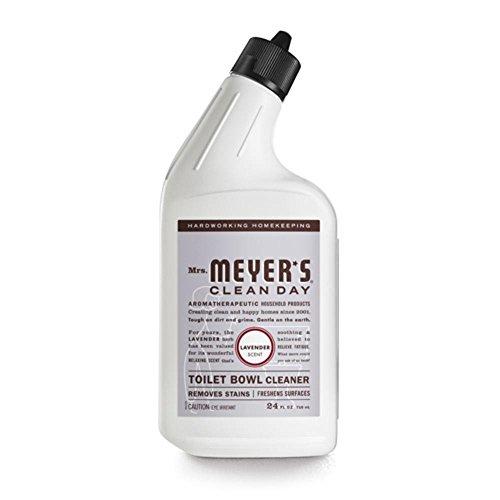 Mrs. Meyer's Toilet Bowl Cleaner - Lavender - 24 Fl Oz - Case of 6