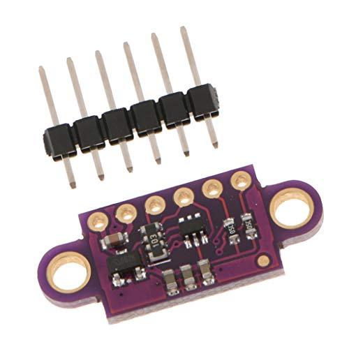 Milageto VL53L0X scheidingsmodule voor afstandssensor ToF vliegtijd PWM-serie