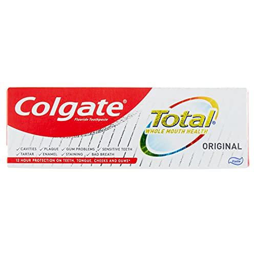 Colgate Total Original Tandpasta, 20 ml