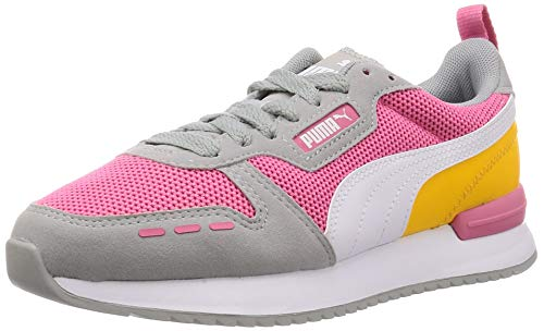 PUMA Unisex-Erwachsene R78 Sneaker, Pink (Bubblegum-High Rise White), 42 EU