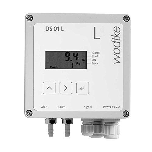 wodtke Differenz-Controller Differenzdruckwächter DS 01 L