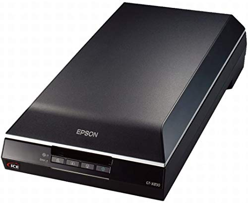 エプソン スキャナー GT-X830 (フラットベッド A4 6400dpi)