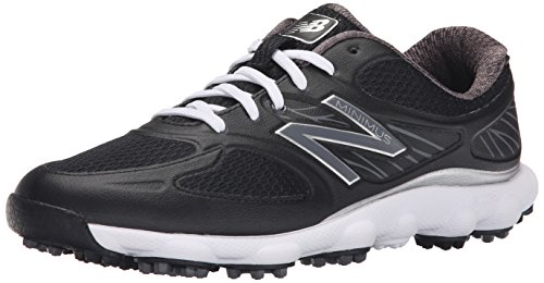 New Balance Women's Minimus Sport-W, Black, 6 B US