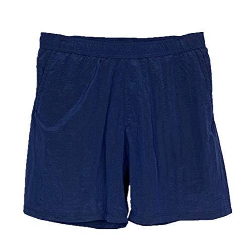 N\P Pantalones cortos de playa para hombre y mujer, de secado rápido, sueltos