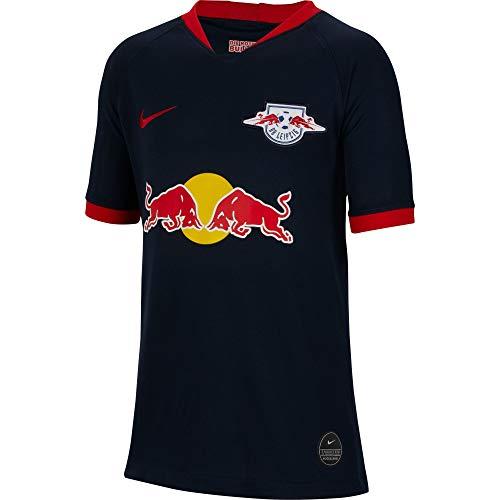Nike Kinder RBLZ Y NK BRT STAD JSY SS AW Football T-Shirt, Dark Obsidian, S