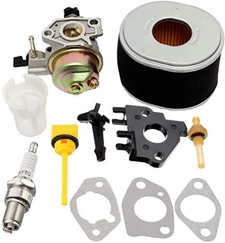Reemplace la pieza del motor del carburador for los accesorios for automóviles GX240 GX270 8HP 9HP motor Carburador de aire del filtro de aire de la varilla de la varilla de la varilla de la varilla d