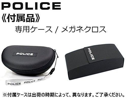 ポリスサングラスPOLICE国内正規品メンズSPL522J568NジャパンモデルチタンフレームUVカット