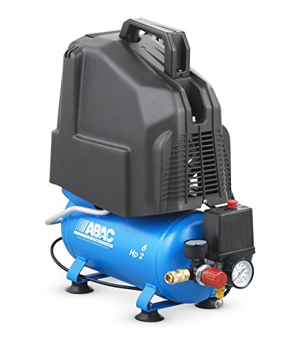 Compressore portatile ABAC 6 lt Start O20P