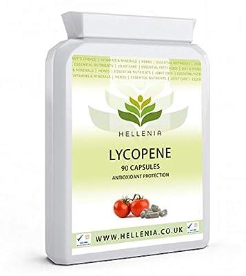 Hellenia Lycopene (10%) - 90 Tablets