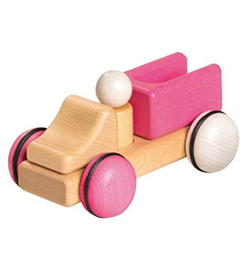 Fagus Minis Mini-LKW pink
