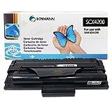 LOSMANN 1 tóner compatible con impresoras láser Samsung SCX-D4200A/ELS para Samsung SCX-4200 SCX-4200D3 SCX-4200F SCX-4200R, SCX-4200 D3 SCX-4200 F SCX-4200 R (negro, 3000 páginas)