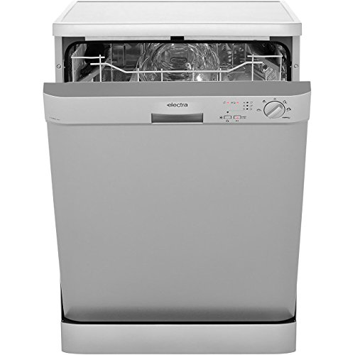 Electra C1760B Freestanding A++ Rated Dishwasher - Black