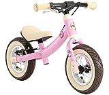BIKESTAR Kinder Laufrad Lauflernrad Kinderrad für Mädchen ab 2 - 3 Jahre   10 Zoll Sport...