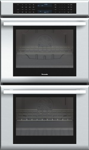 Thermador MED302JS Double Masterpiece Oven44; True Convection Upper...