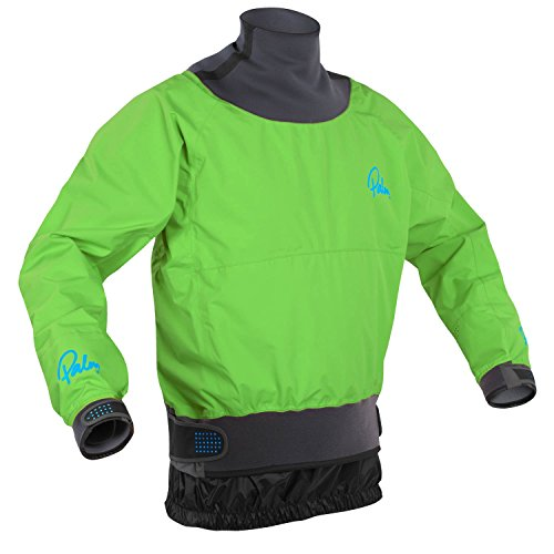 Palm Vertigo Whitewater Jacket Lime 11444 Sizes- - ExtraLarge