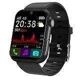 LLM 4G sport smart watch per uomini e donne 3 GB 32 800 mAh batteria Android 7.1 impermeabile doppia fotocamera cardiofrequenzimetro (A)(B)