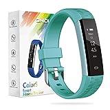 ONIOU Kids Fitness Tracker, Waterproof Activity Tracker Watch for Children, Pedometer Watch Calorie Step Counter for Boys Girls, Green