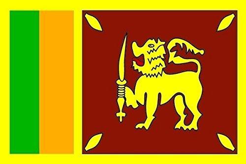 U24 Fahne Flagge Sri Lanka 60 x 90 cm