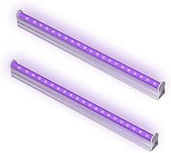 Led-balken, 6 W, blacklight-lichteffect, UV, met USB-aansluiting en schakelaar, 395 nm, voor podia, feestjes, kerst, Hallo...
