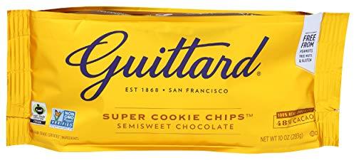 Guittard, Baking Chips Super Cookie Gluten Free, 10 Ounce