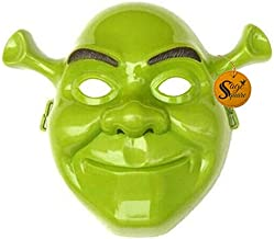 """Sage Square """"Shrek"""" Mask for Costume, Birthday Parties, Cosplay and Dress-up"""