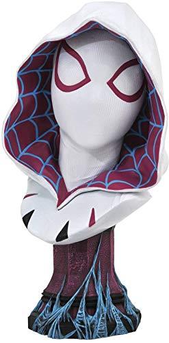 Legends in 3D Marvel Spider-Gwen Comic 1/2 Scale Bust (DEC182510)