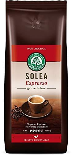 Lebensbaum Bio Solea Espresso, ganze Bohne (2 x 1000 gr)