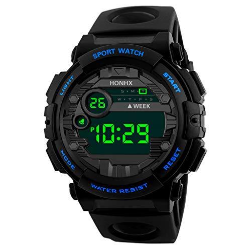 OverDose Correa de Reloj Correa de Banda Suave de instalación rápida para Garmin Fenix 5 GPS Watch (Naranja)